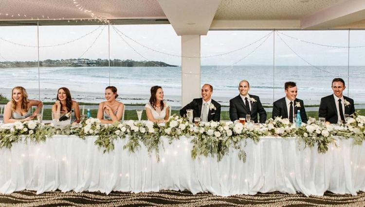 Affordable wedding venue oceanfront