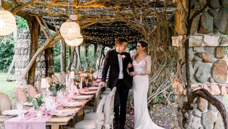 waterfront wedding venue tanilba