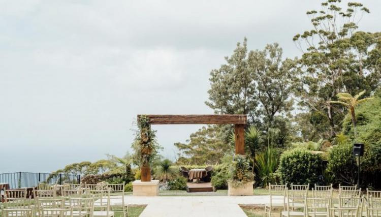 waterfront wedding venue tumbling