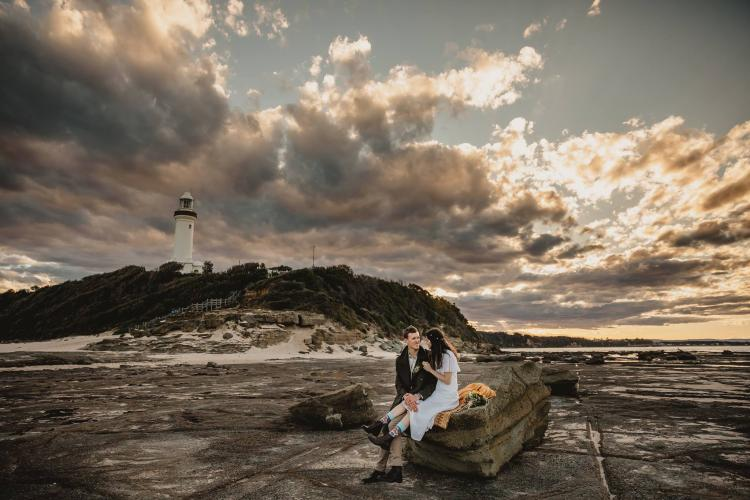 Engagement Photographer Gosford