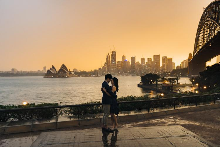 Engagement Photographer Sydney Opera House