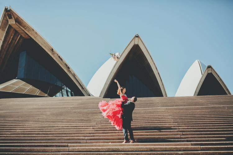 engagement photographer sydney