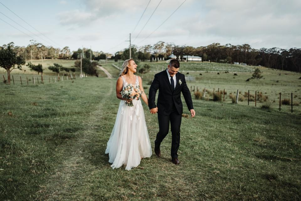 Farm Wedding Venue South Coast