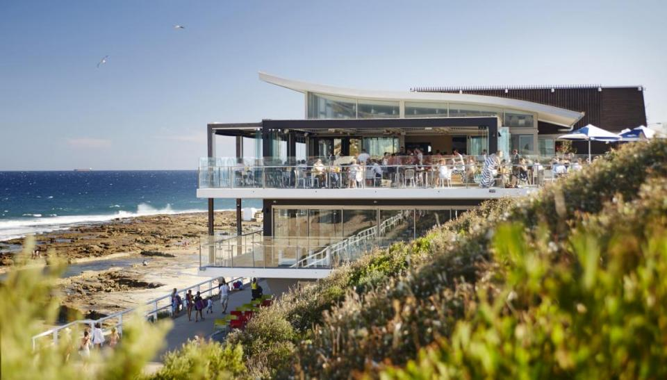 Ocean view wedding venue nsw australia